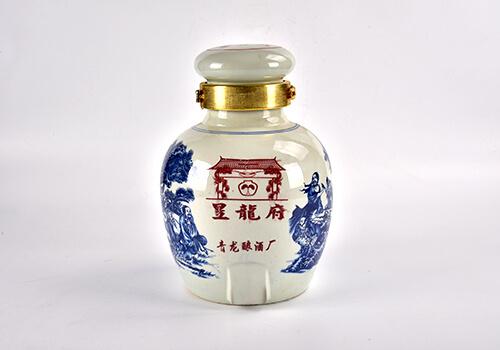 昱龍府瓶装白酒
